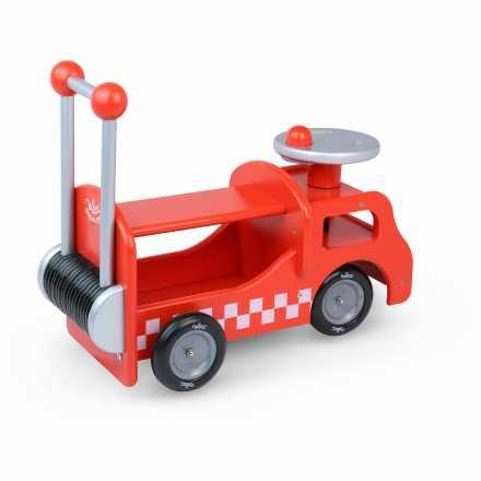 Camion porteur pompier 2 en 1 *