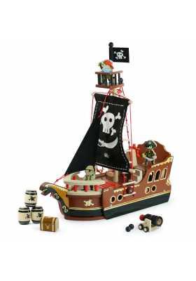 Ô mon bateau pirate*
