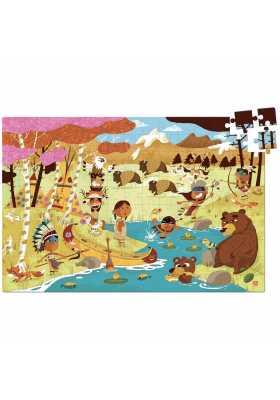 Indians Puzzle (150 pcs)