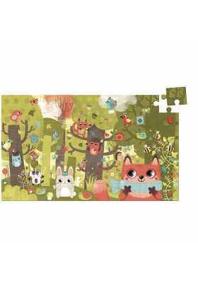 Puzzle Petit renard (54 pcs)*