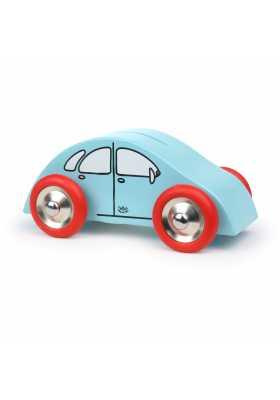Tirelire voiture turquoise*