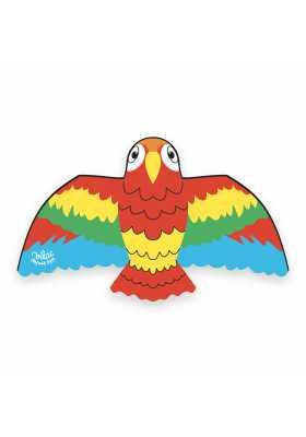 Cerf-volant perroquet*