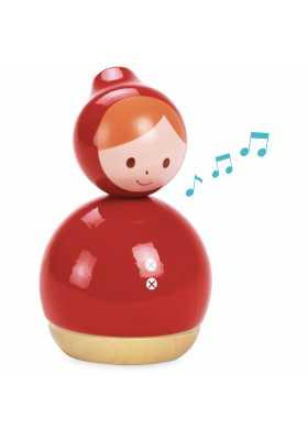 Boîte à musique Chaperon Rouge
