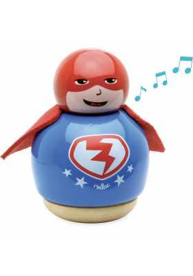 Boite à musique Super Héros