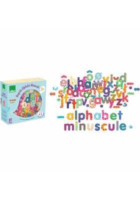 Magnets Alphabet minuscule 81 pcs