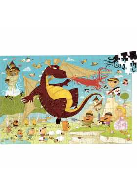 Puzzle Chevalier (200 pcs) *