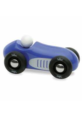 Mini Old Sport bleue