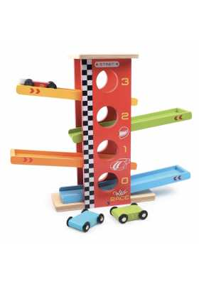 Cascade de voitures Racing *